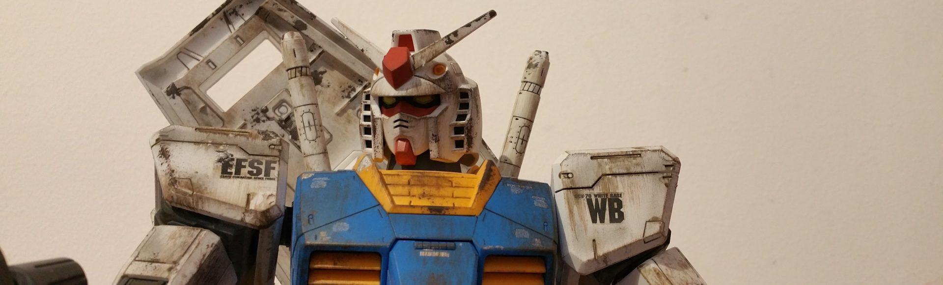 Il Gundam della Bandai, quando i giapponesi giocano in casa!
